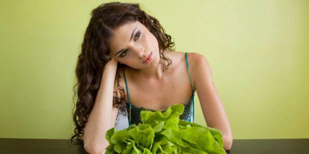 Vegans Must Stop Settling For Sad