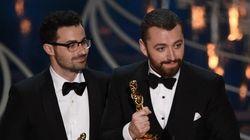 Sam Smith Dedicates His Oscar To LGBT People