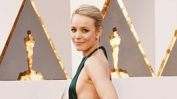 Rachel McAdams Brings Sexy Back On The Oscars Red