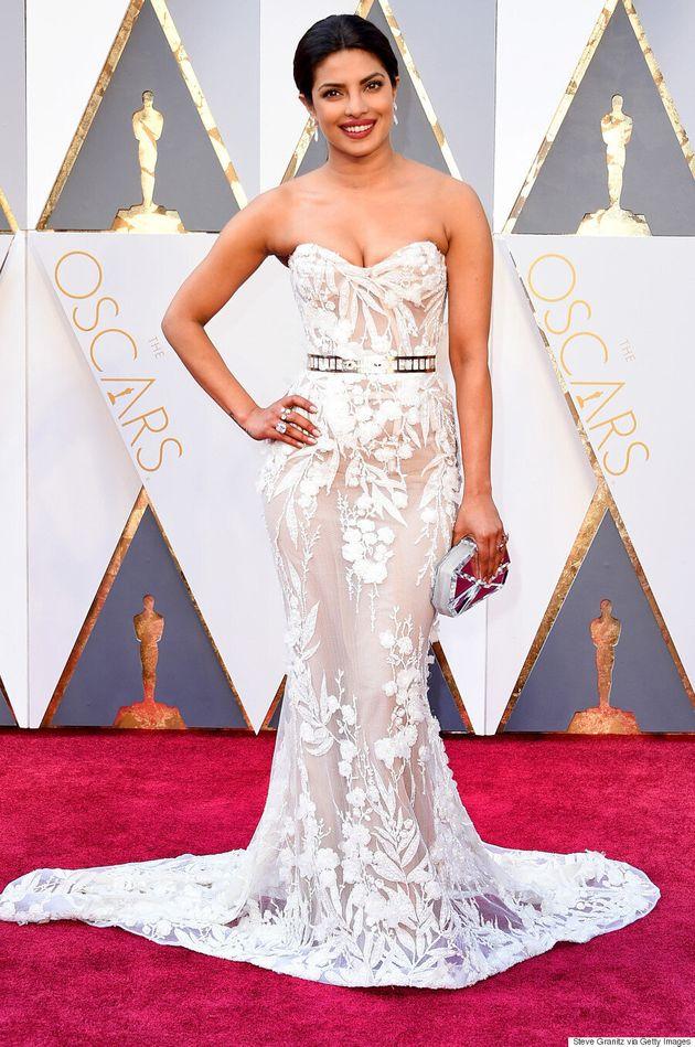 Priyanka Chopra Oscars 2016: Bollywood Star Stuns In White And