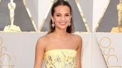 Alicia Vikander Proves She Is The Belle Of The