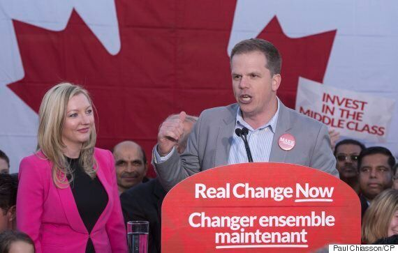 NDP's Kennedy Stewart Thinks Money Can Push Parties To Nominate More