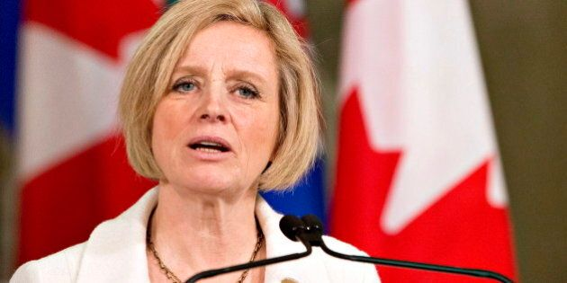 Rachel Notley Says Alberta Is Forced To Pick From 'A Menu Of Bad Options' Amid Crude