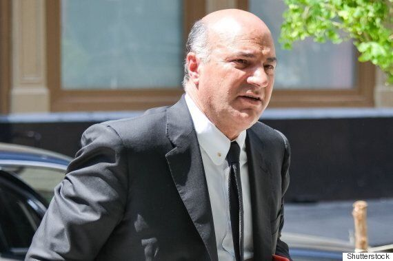 Kevin O'Leary Predicts Trudeau Won't Last 4 Years As
