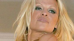 Pamela Anderson Leaves Only Her Shoes On For Paper