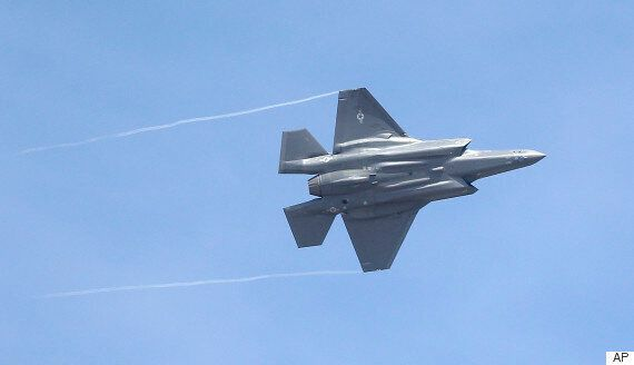 F-35 Jets Ready For Combat, U.S. Air Force