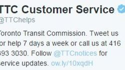 Toronto Transit Can Do More To Stop Twitter Abuse. So Can