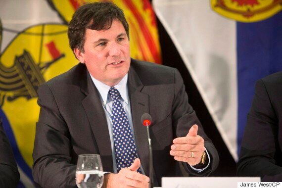 Dominic LeBlanc's Staffer Met With Irving Shipbuilding Days Before
