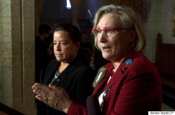 Carolyn Bennett Meets Families Of MMIW Ahead Of Inquiry