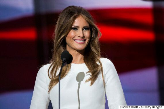 Melania Trump Nude Photos Prompt Speculation They Were Leaked By Her