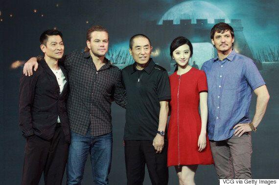 Constance Wu Speaks Up Against Matt Damon's Hero Role In 'The Great