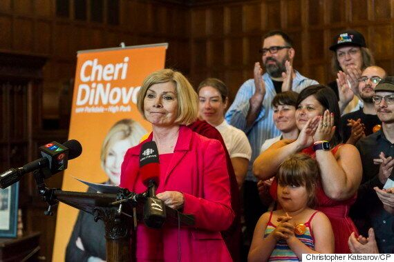 Cheri DiNovo Quits NDP Leadership Race Amid Health