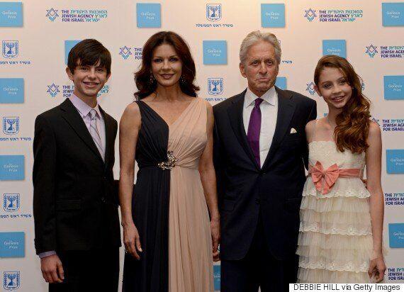 Michael Douglas' Look-Alike Son Released From