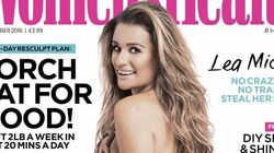 Lea Michele Goes Nude For The Cover Of Women's Health