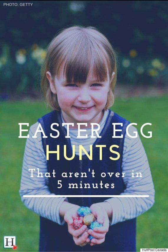 Easter Egg Hunt: 15 Creative Ideas That Will Impress Your