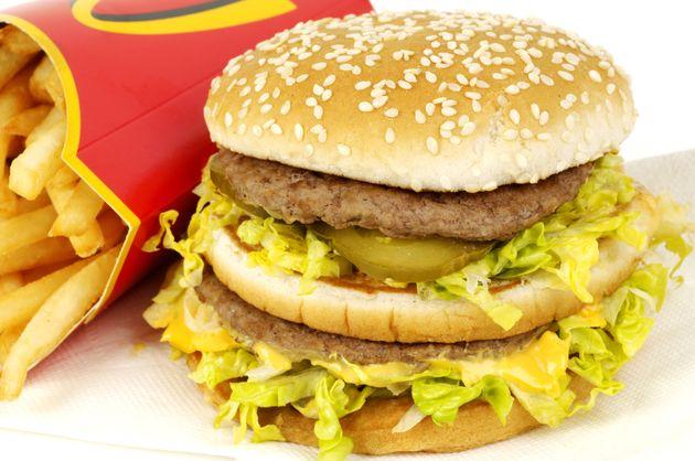 McDonald's Nixes Nasty Ingredients In Fight To Win Back