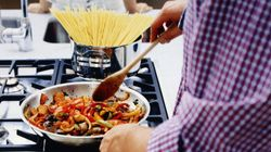 Spaghetti May Be The Answer To Our Healthy Dinner