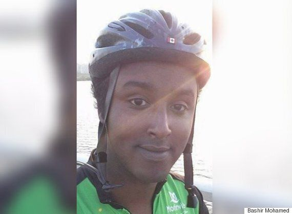 Bashir Mohamed, Edmonton Cyclist, Files Police Report After Racial