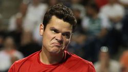 Milos Raonic Defeated At Rogers