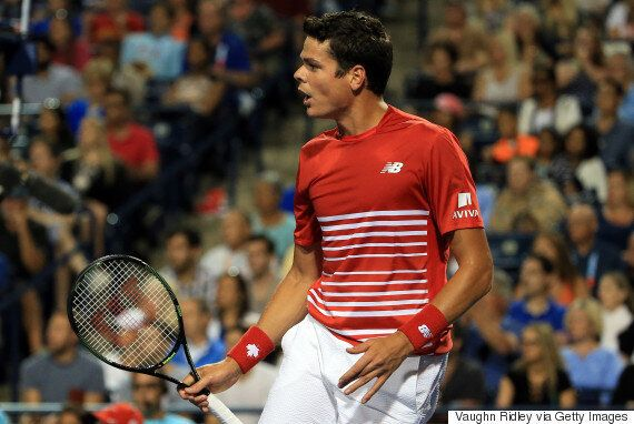 Rogers Cup: Milos Raonic Loses To France's Gael