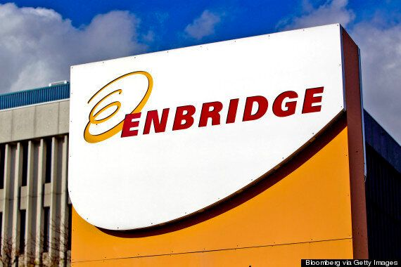 Enbridge Profits Burned By Almost Half Thanks To