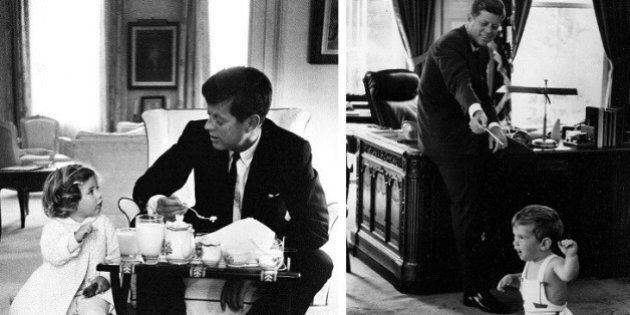 White House Kids: Presidents Who Raised Families At 1600 Pennsylvania