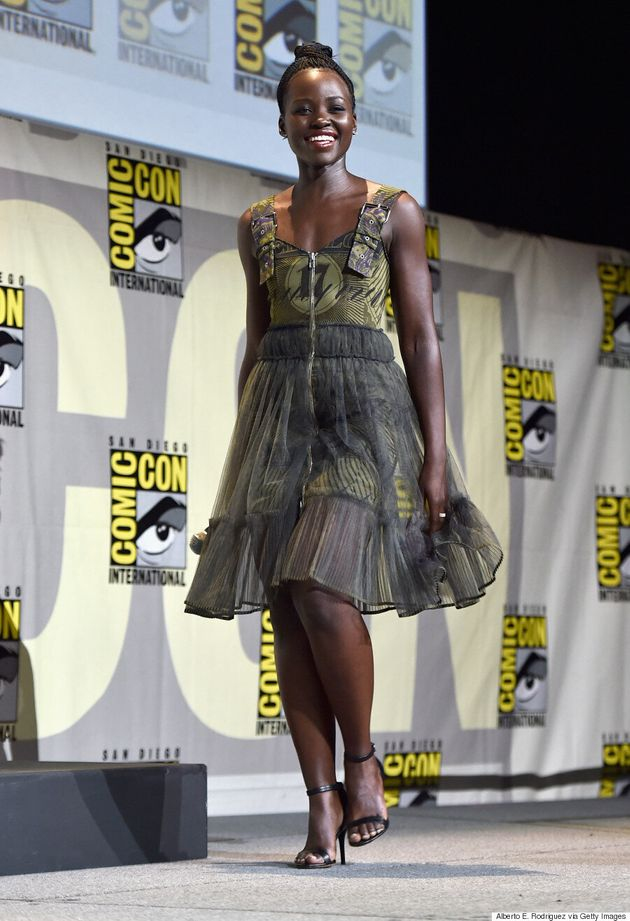 Best Dressed Of The Week: Celine Dion, Rachel McAdams, Lupita Nyong'o And