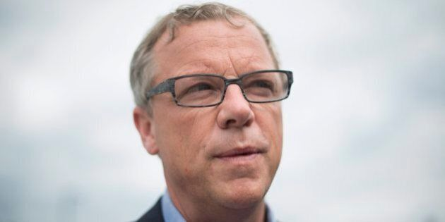 Brad Wall Could Challenge Federal Carbon Tax On Crown