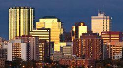 Worker Injured By Lightning Strike During Edmonton
