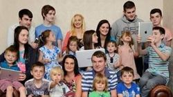 Biggest Family In Britain Welcomes 19th