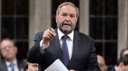 NDP Slams 'Disturbing' Meetings Between PM's Office,