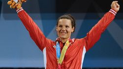 Canadian Weightlifter's Olympic Bronze Could Be Upgraded To
