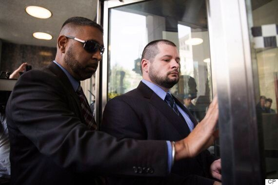 James Forcillo Sentence: Toronto Police Officer Receives 6-Year Term For Shooting Sammy