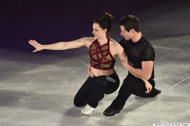Tessa Virtue Is Sick Of Being Told She's Too Fat And Not Good