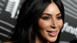 Kim Kardashian Has Blessed Us With A Rare Photo Of Saint