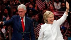 Newspapers Hail Hillary's Triumph With Photos Of