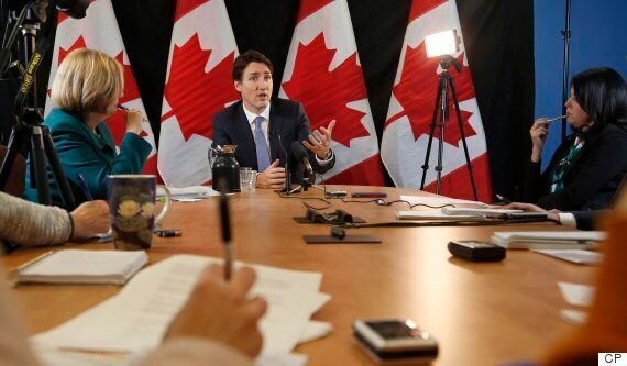 Justin Trudeau: Electoral Reform Not Aimed At Keeping Liberals In