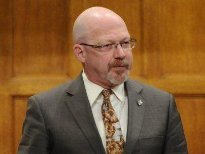 NDP MP Randall Garrison Says Liberals Dragging Feet On C-51
