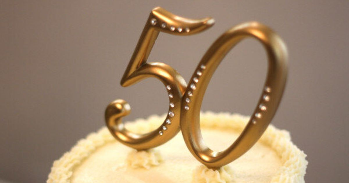 50th Anniversary Gifts: 25 Gift Ideas For The Golden Couple