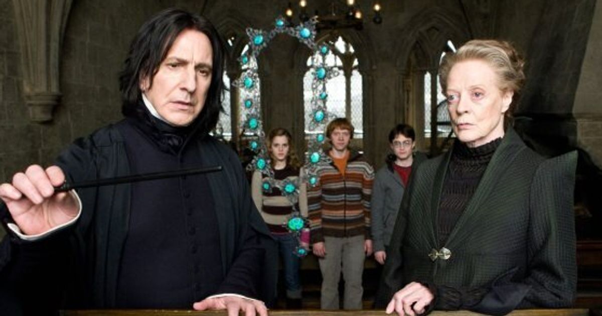 Actor Who Played Young Severus Snape Is Now A Total Babe