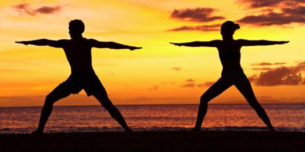 yoga people training