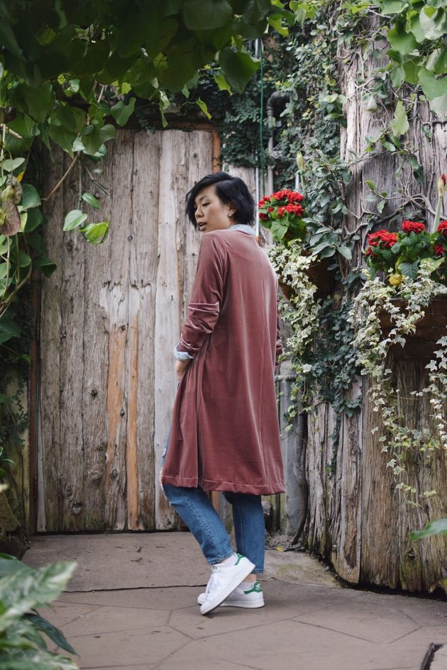 With Wendy: DIY Cardigan And