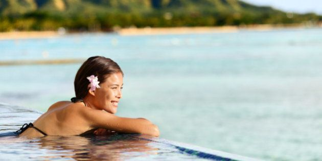 hawaii beach travel vacation...