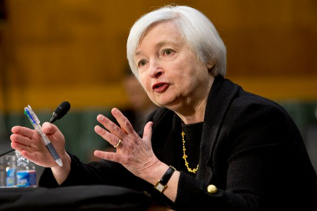 U.S. Fed Hikes Interest Rates For First Time In Nearly A