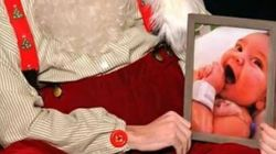 The Story Behind This Santa Photo Will Break Your