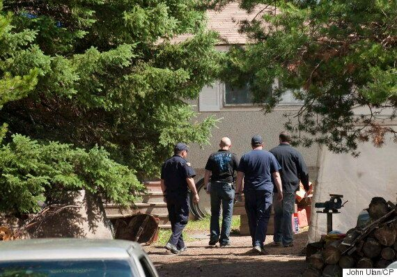 Travis Vader Tied To Lyle And Marie McCann's SUV Through Forensic Evidence: Alberta