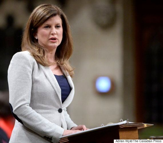 Rona Ambrose Proud To Promote Women Critics, And 'Not Because It's
