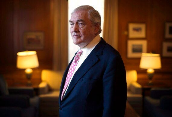Donald Trump Praised By Conrad Black In The National