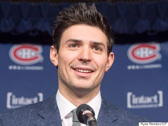 Carey Price, B.C.-born NHLer, Wins Lou Marsh
