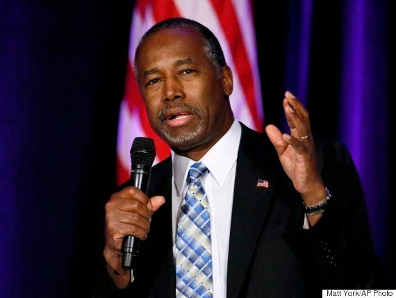 Ben Carson Calls For Some U.S. Troops On Canadian
